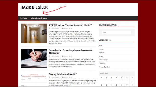 Wordpress Internet Sitesini Nasil Yonetebilirim 2 1